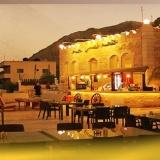 أهلا بكم في مطعم قصر الحمام - أريحا