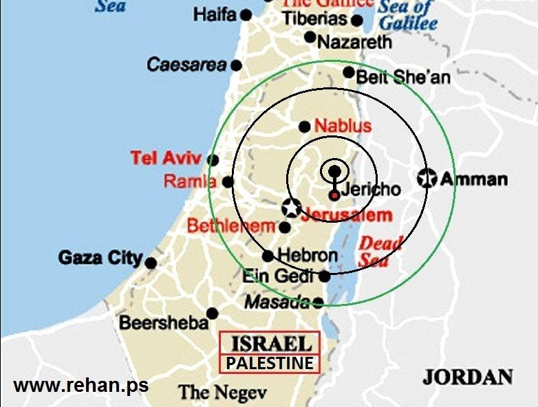 صوت السياحة (Rehan FM) تطلق  خارطة البث  المقبلة لتغطية المثلث السياحي الفلسطيني